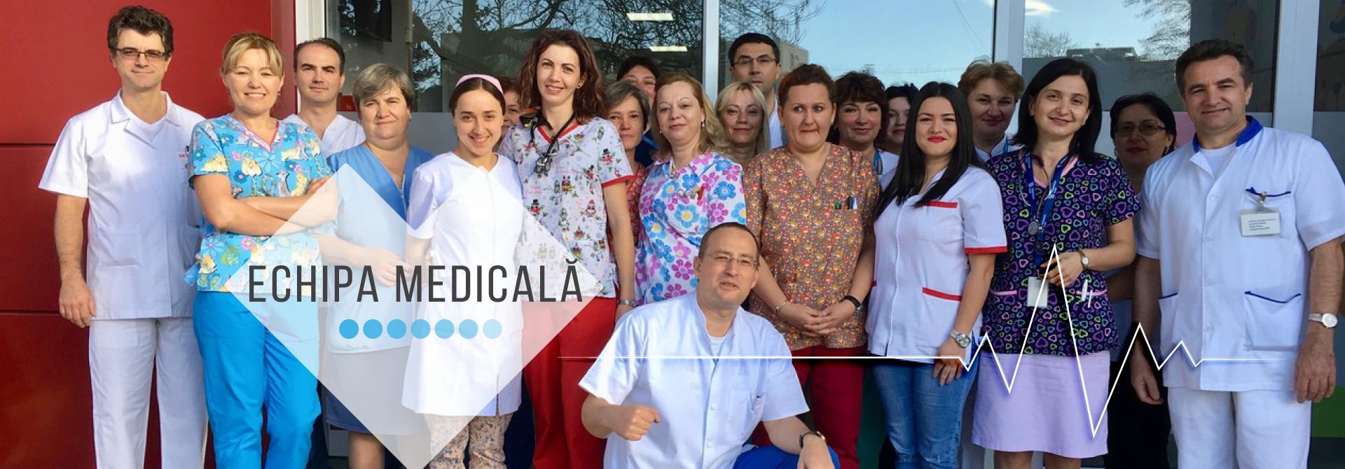 Echipa Medicala Pediatrica